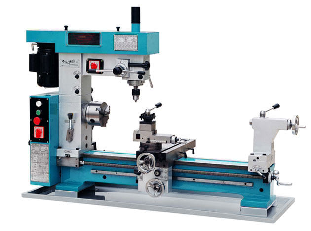 milling and lathe machine